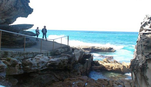 オーストラリアテニス留学体験記録~その8。一日OFFの日は、美しいビーチとシティー散策に最適。