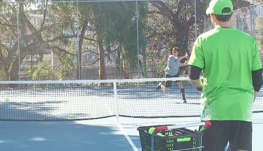 オーストラリアテニス留学体験記録~その10。頭の中身が英語に切り替わってくる頃だが、辛い別れの時が近づいてくる。