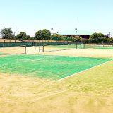 ひたちなか市総合運動公園テニスコート