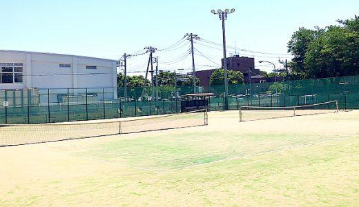 【ひたちなか市】石川運動ひろばテニスコート