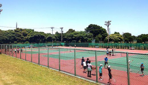 【ひたちなか市】那珂湊運動公園テニスコート