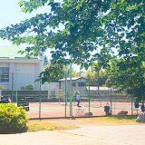 大串貝塚ふれあい公園テニスコート