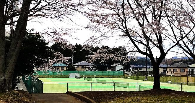 【東茨城郡城里町】城里町常北運動公園テニスコート