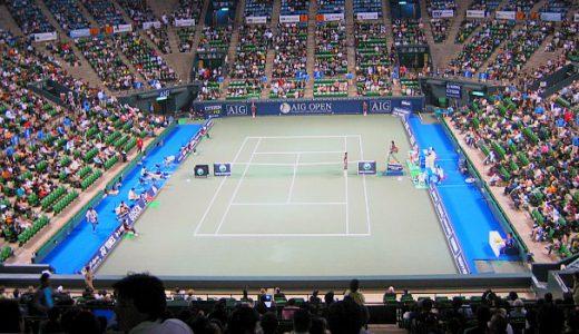 水戸市近郊のテニスコート