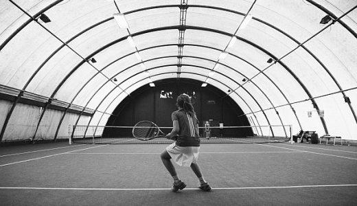 テニスコートの大きさを正しく知ると面白い。テニスコートのサイズとネットの高さ。