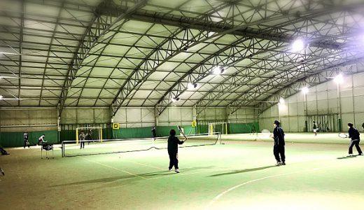 【ひたちなか市】フットサルグリーンかつたテニスコート