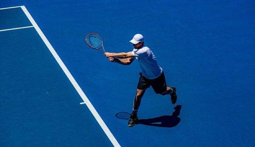テニス選手の写真はどこで入手可能なのだろうか。